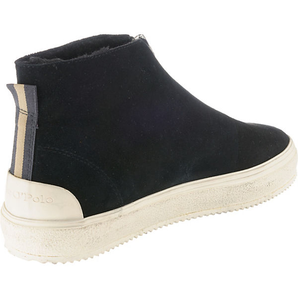 Marc Ankle O Polo, Ankle Marc Stiefel, schwarz Gute Qualität beliebte Schuhe 8a9056