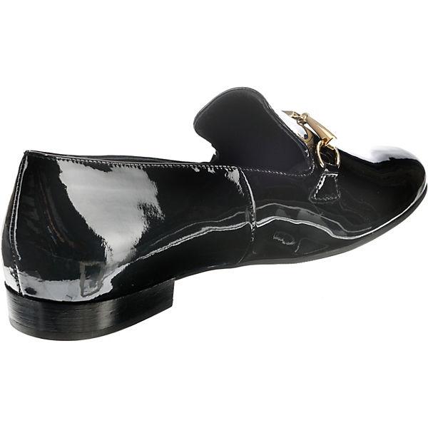 högl Loafers schwarz    Gute Qualität beliebte Schuhe f12e3b