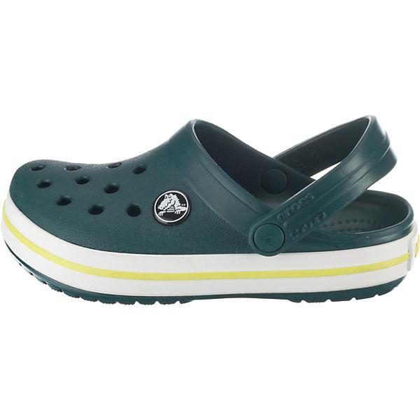 super popular c76b5 75984 crocs, Kinder Clogs Crocband, grün | mirapodo