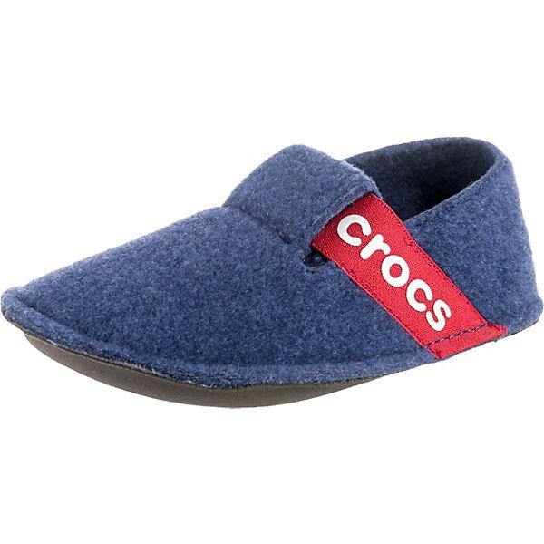 Gutes Angebot crocs Kinder Slipper blau