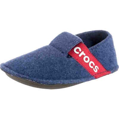 Sonderpreis für Schuhe für billige Vorschau von crocs, Classic Slipper Pantoffeln, schwarz