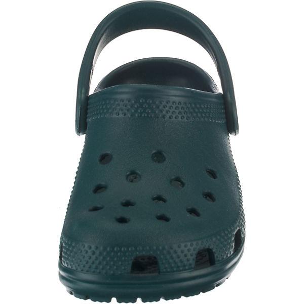 the best attitude 4bdfa ecb24 crocs, Kinder Clogs Classic, grün | mirapodo