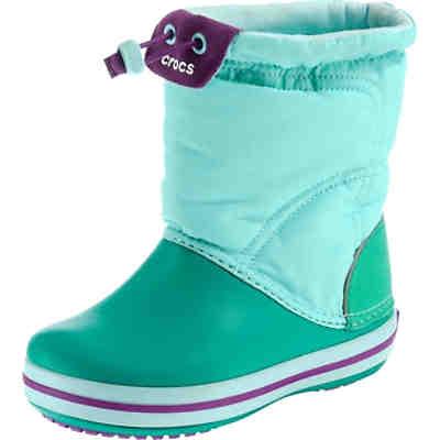 1a6d78c032ac4a Winterstiefel Crocband LodgePoint Boot für Mädchen ...