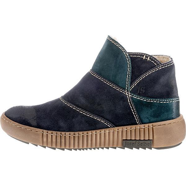 Josef Seibel, Gute Maren 04 Winterstiefeletten, blau-kombi  Gute Seibel, Qualität beliebte Schuhe 556f8e