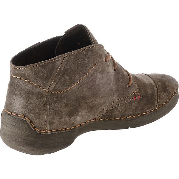 Josef Seibel Fergey Desert 18 grau Boots rrwFq7dCn