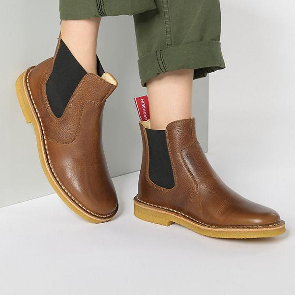 GRÜNBEIN, Irma Chelsea Stiefel, camel Gute Qualität beliebte Schuhe