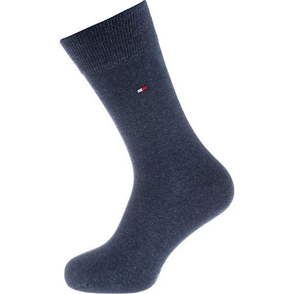 TOMMY blau HILFIGER Socken kombi Paar 2 IqIzwcr8