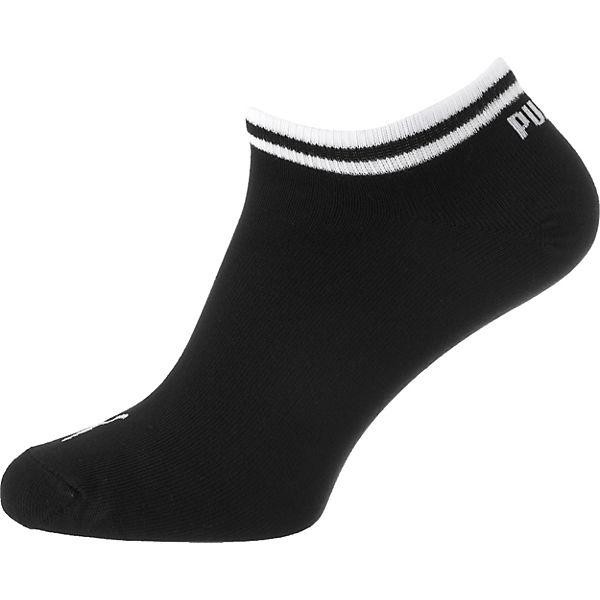 Paar 2 Paar 2 Sneakersocken schwarz PUMA PUMA UOUqwIS