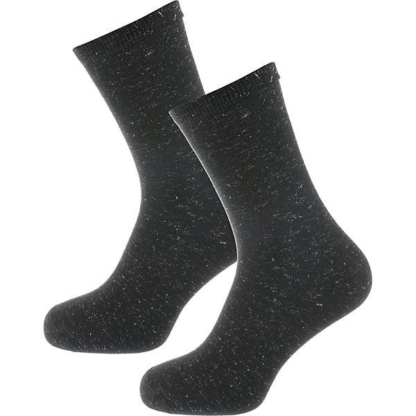 TAILOR schwarz 2 Paar TOM Socken HzRqR