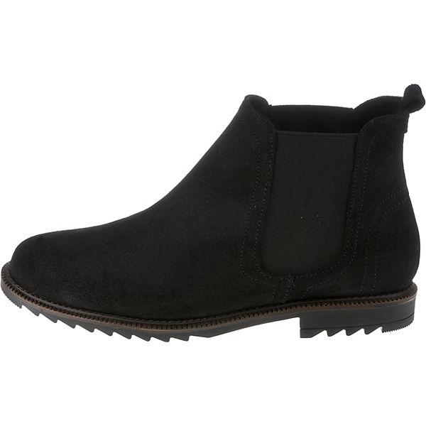 Double schwarz Boots Double You You Chelsea aqg4gw