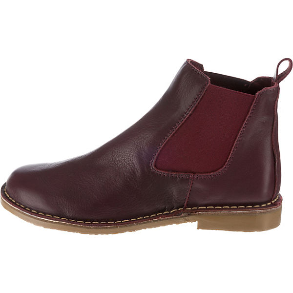 buy online 002c4 1ede4 Double You, Chelsea Boots, rot | mirapodo