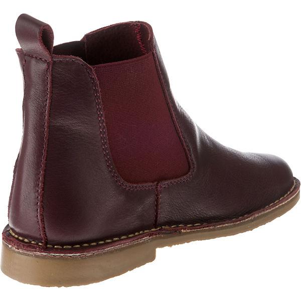 Double You, Chelsea Boots, dunkelrot    Gute Qualität beliebte Schuhe bc5e72