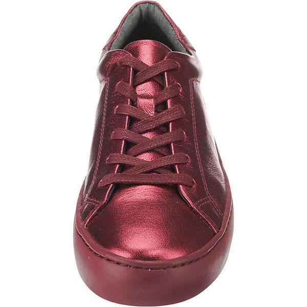 Zoe Low Vagabond Zoe Vagabond Low Sneakers Vagabond Metallicrot Zoe Sneakers Metallicrot IpxdpOA