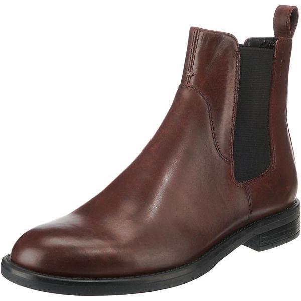 Chelsea rot Boots VAGABOND Amina braun 4xT5gw