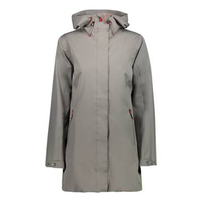 cmp damen softshell jacke zip hood