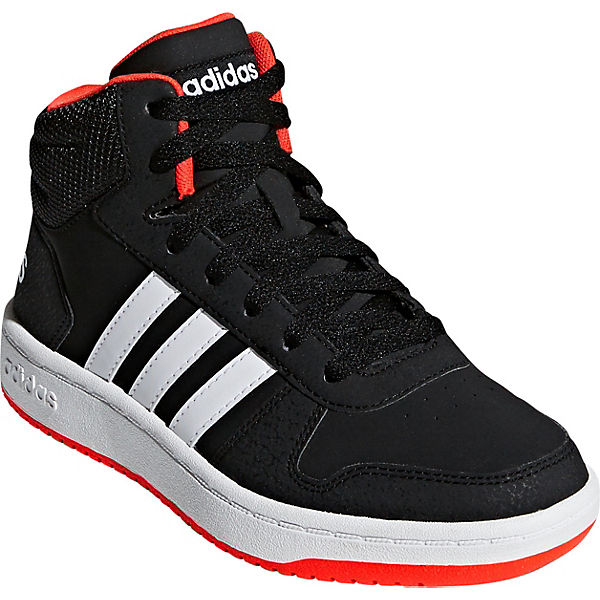 e4e5ad0d016a73 Sneakers High HOOP MID 2.0 K für Jungen. adidas Sport Inspired