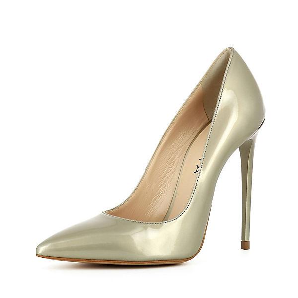 Evita Shoes LISA Klassische Pumps gold  Gute Qualität beliebte Schuhe