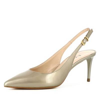 Evita Shoes Giulia Damen Sling Pumps Lackleder Rot 39 TReCPAh
