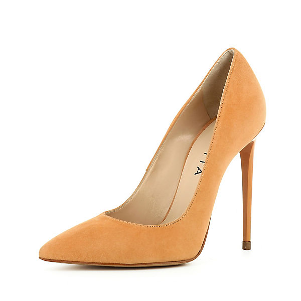 Evita Shoes, LISA Gute Klassische Pumps, orange  Gute LISA Qualität beliebte Schuhe 201c85