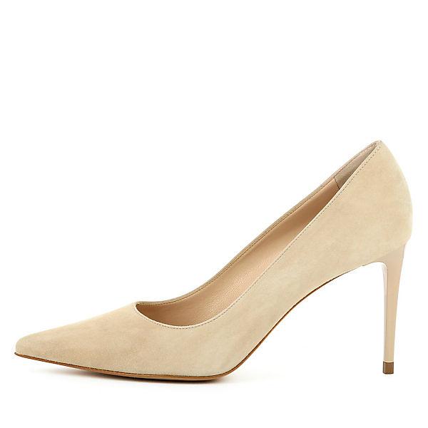 beige JESSICA Pumps Klassische Shoes Evita HzqvAA