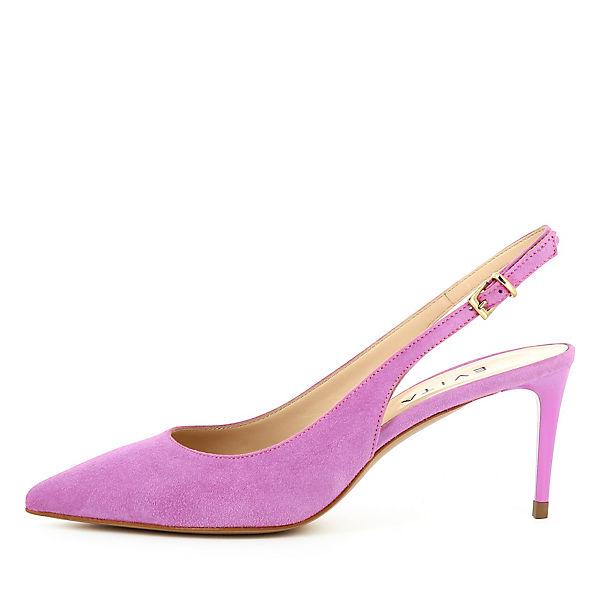 Evita Shoes,  GIULIA Klassische Pumps, lila  Shoes, Gute Qualität beliebte Schuhe dc69e0