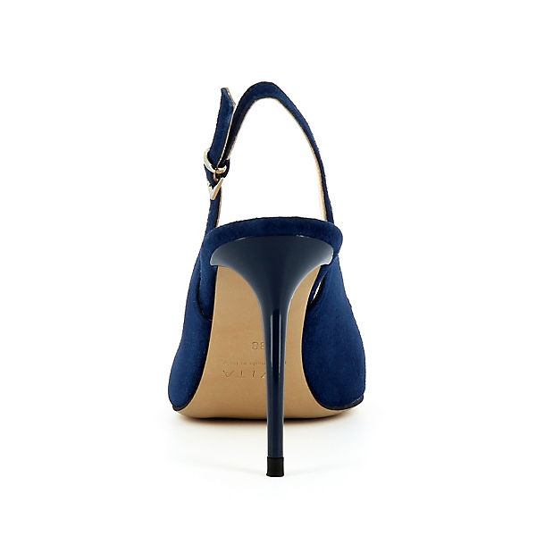 Evita Shoes, NATALIA Klassische Pumps, dunkelblau