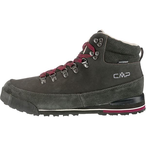 Cmp Shoes Hiking Schnürstiefeletten Heka Wp Dunkelgrün VUzMqSpG