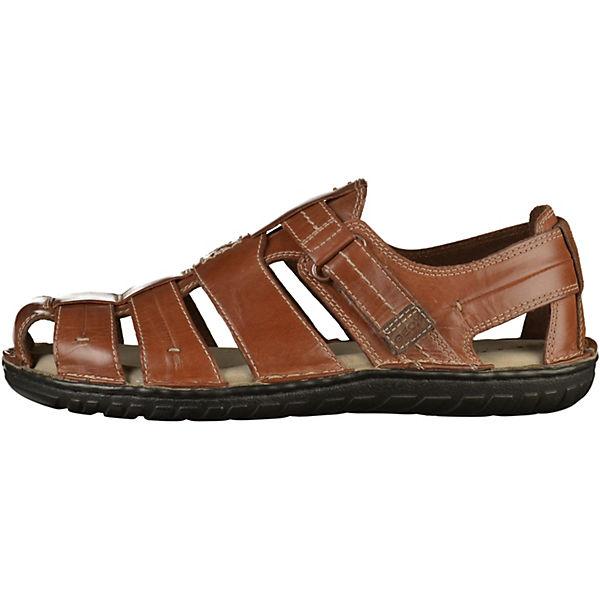 GEOX, Komfort-Sandalen, braun