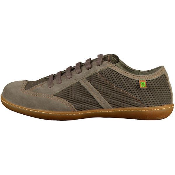 EL NATURALISTA Komfort-Halbschuhe grau  Gute Qualität beliebte Schuhe