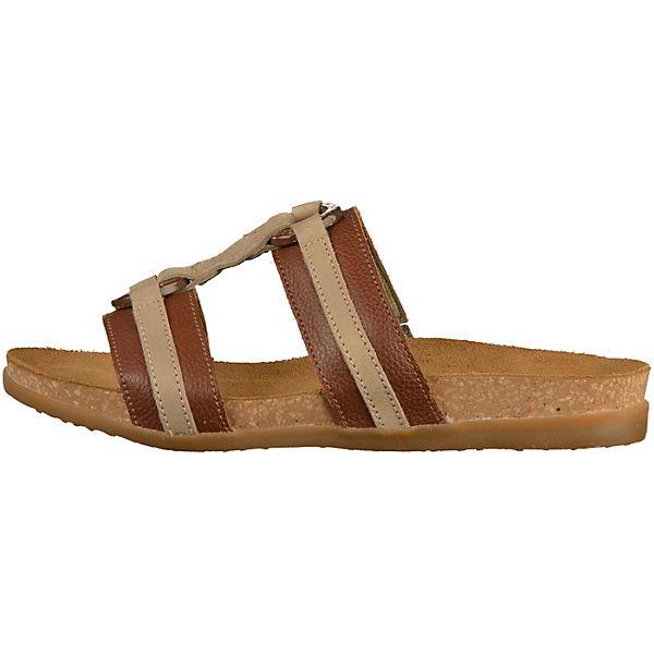 EL Gute NATURALISTA, Pantoletten, braun  Gute EL Qualität beliebte Schuhe d98b19