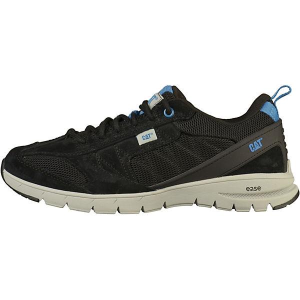 CATERPILLAR, Sportliche Halbschuhe, schwarz  Gute Qualität beliebte Schuhe