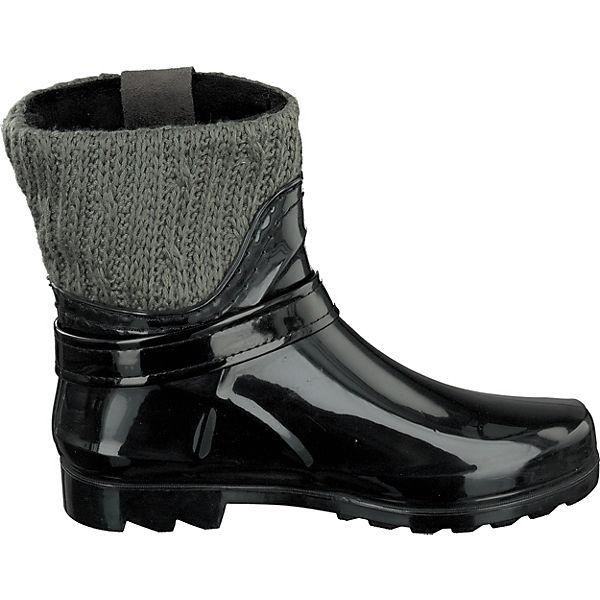 GOSCH  Sylt, Biker Boots, schwarz-kombi  GOSCH Gute Qualität beliebte Schuhe 86daf5
