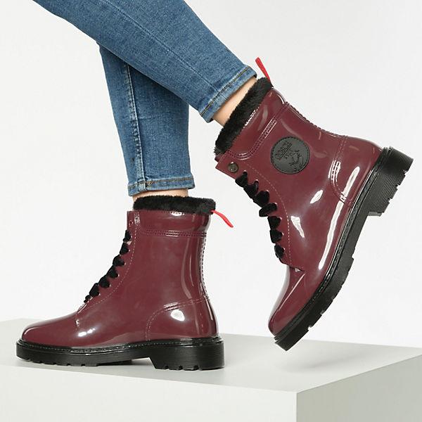 GOSCH Sylt, Winterstiefeletten, bordeaux  Gute Qualität beliebte Schuhe