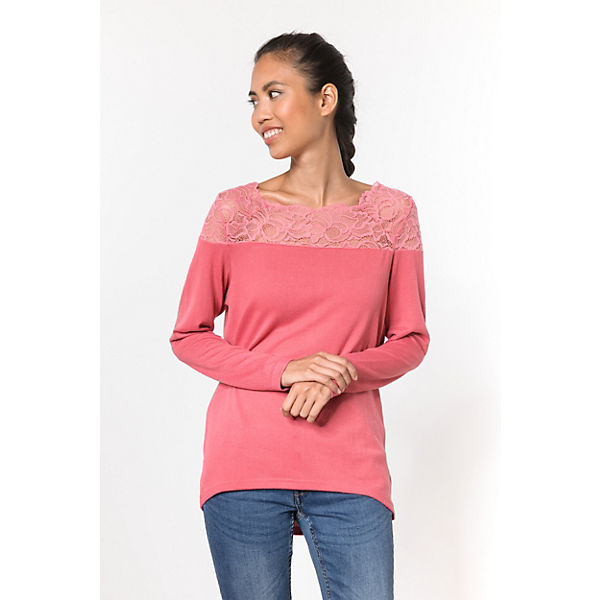 rosa ONLY rosa rosa Langarmshirt Langarmshirt ONLY ONLY rosa Langarmshirt ONLY ONLY Langarmshirt aqfw6qd