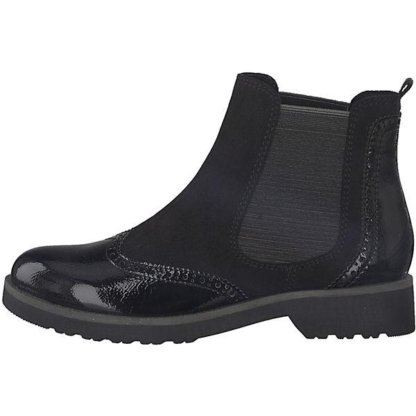 MARCO TOZZI Feel Chelsea Chelsea Chelsea Boots schwarz  Gute Qualität beliebte Schuhe 63f6a3