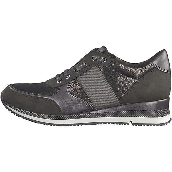 MARCO grau-kombi TOZZI, Feel Sneakers Low, grau-kombi MARCO   09cdb4