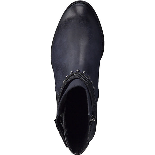 TOZZI dunkelblau Stiefeletten MARCO TOZZI MARCO Klassische MARCO Stiefeletten dunkelblau Klassische YcqB5PTwW