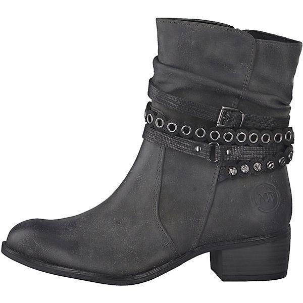 MARCO TOZZI Klassische Stiefeletten dunkelgrau dunkelgrau dunkelgrau  Gute Qualität beliebte Schuhe ca50e6