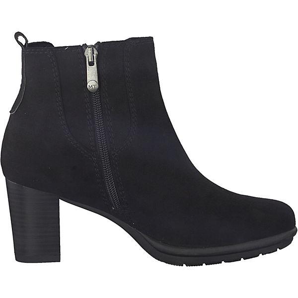 MARCO TOZZI Feel Ankle Boots schwarz    Gute Qualität beliebte Schuhe e550d1