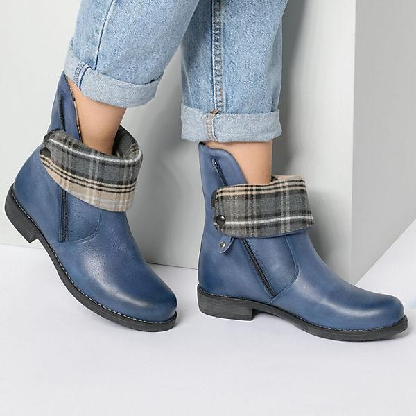 Maciejka, Winterstiefeletten, blau  Gute Qualität beliebte Schuhe