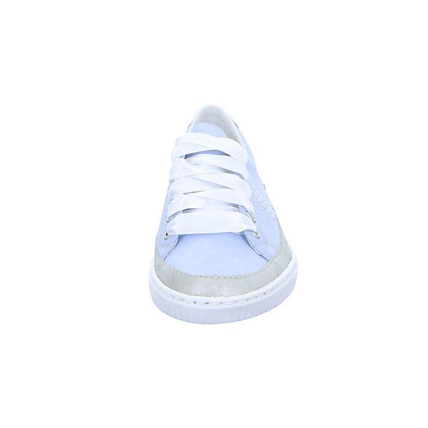 Sneakers rieker Low Low L09A5 rieker L09A5 blau blau Sneakers rieker L09A5 CFg8w5