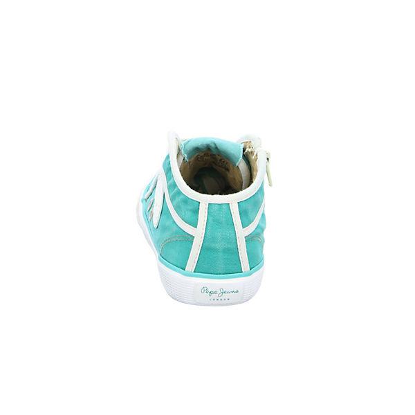 Low Basic grün Pepe Industry Jeans Sneakers 47IUg