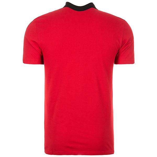 rot 18 Condivo Herren adidas weiß Cotton Poloshirt Performance qAxCwY