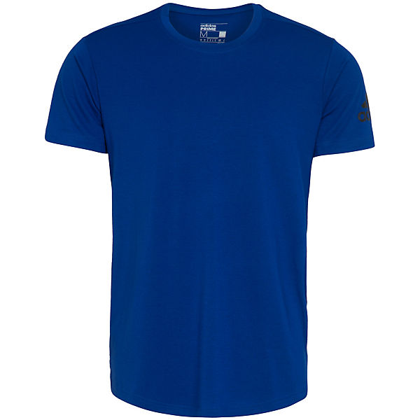 Herren Prime blau Performance Trainingsshirt FreeLift adidas xwvZqIABf