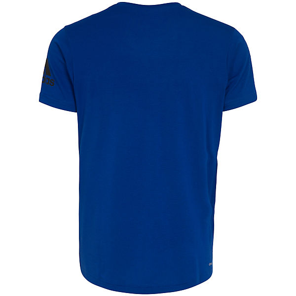 Performance Prime adidas Herren Trainingsshirt blau FreeLift Swv8d