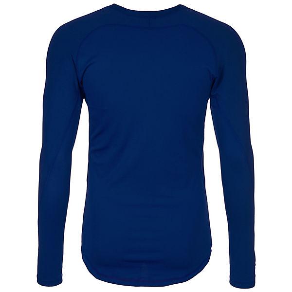 Herren adidas Sport Performance Trainingsshirt dunkelblau AlphaSkin rIpIw0