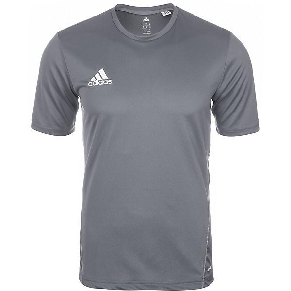 adidas Performance Core 15 Trainingsshirt Herren grau