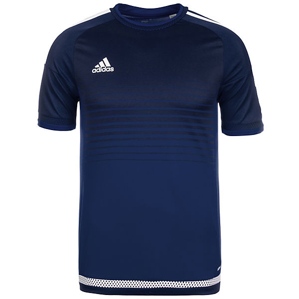 Herren adidas 15 Campeon dunkelblau Fußballtrikot Performance ScUTBY
