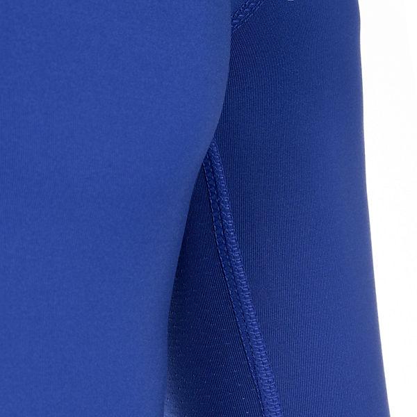 Trainingsshirt adidas blau TechFit Base Performance Herren wCCx1