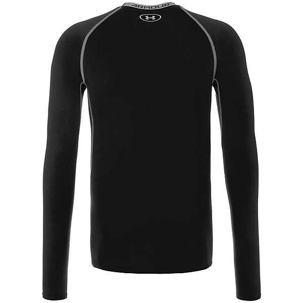 Armour Herren Under schwarz HeatGear Compression Trainingsshirt Armour gFFB8qSZ
